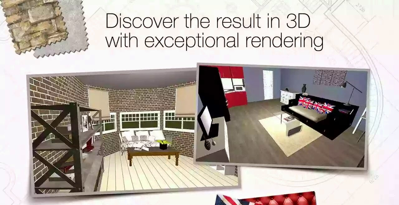 Apakah anda ingin mendekorasi ulang mendesain ulang atau membuat rumah impian anda desain rumah 3d adalah aplikasi yang sempurna untuk anda download