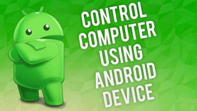Control Your Computer By Using Your Mobile Phone