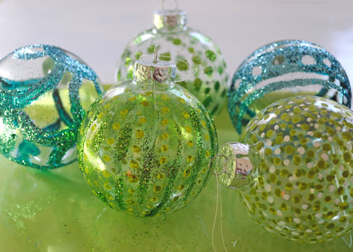 Cloth Christmas Ornaments