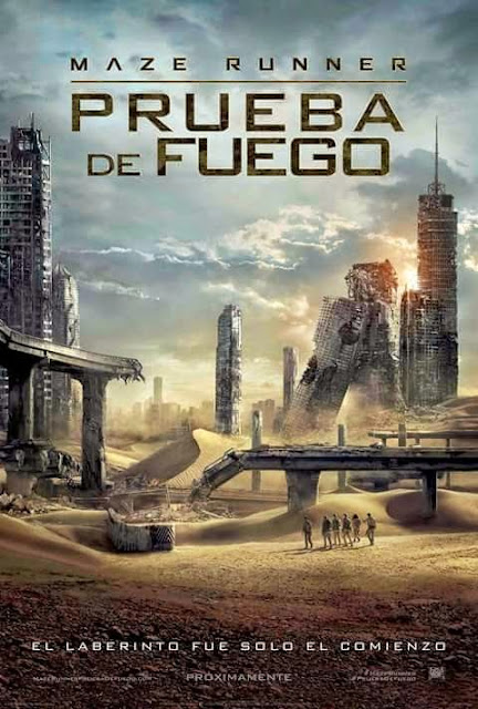"OMG! Trailer ""The Scorch Trials"""