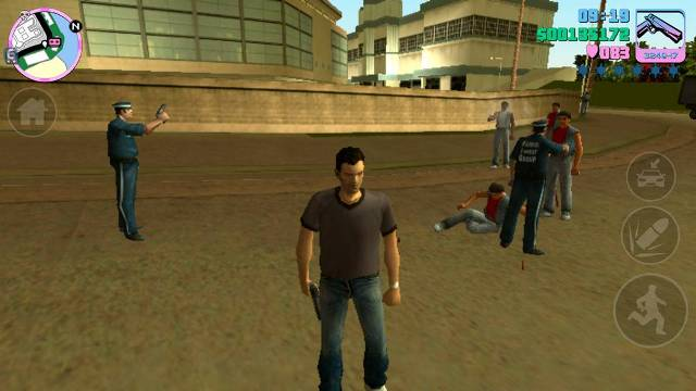 Download Game GTA Vice City Andoid Gameplay