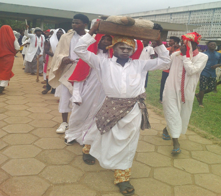 oau students ritual