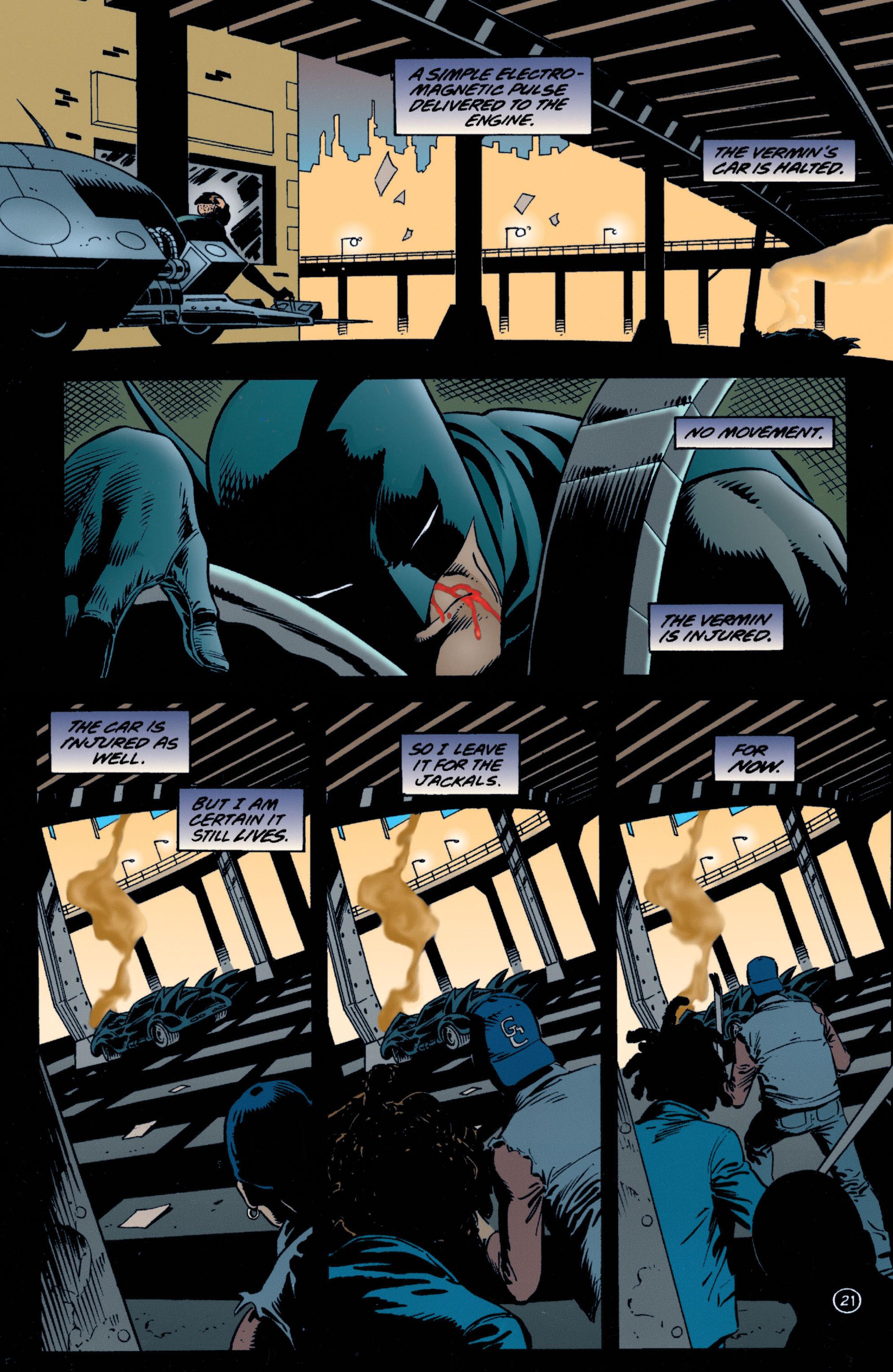 Detective Comics (1937) 717 Page 20