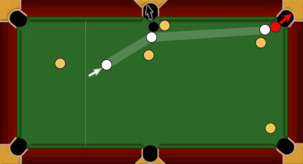 blackball pool rules free shot