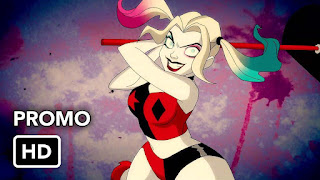 "Harley Quinn ""Conheça a Harley""  Kaley Cuoco DC Universe series"