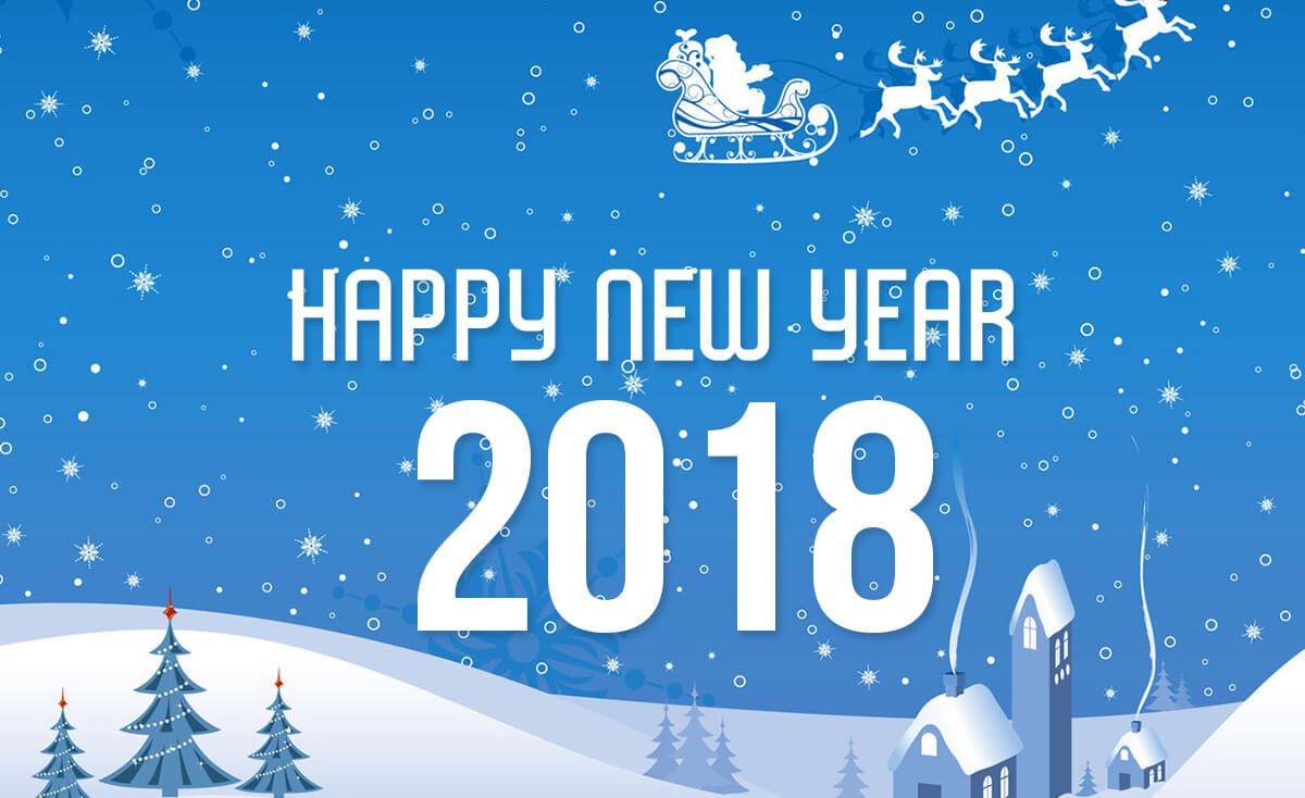 Sms Happy New Year 2018 Theoceanbox