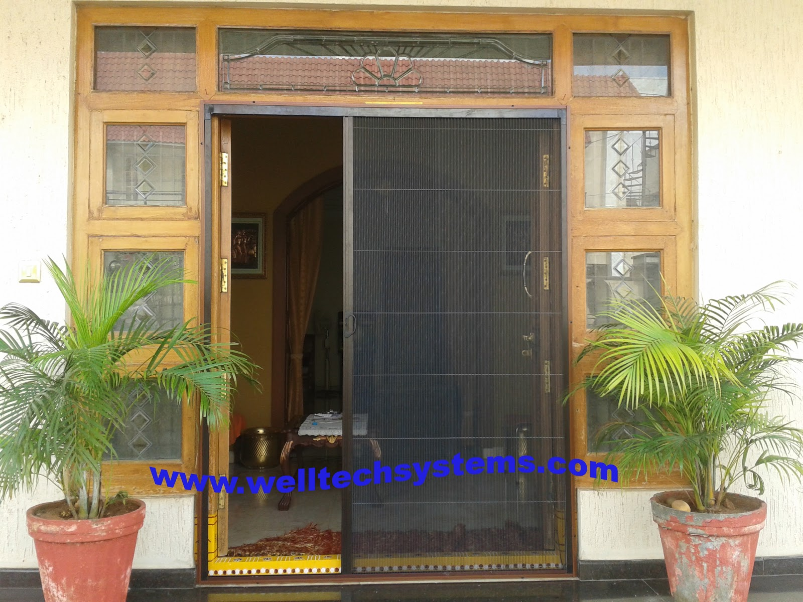 Mosquito Screen Windows And Doors Hyderabad