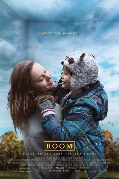 فيلم Room ينافس على الأوسكار بـ4 ترشيحات