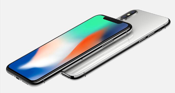 Tampilan iPhone X