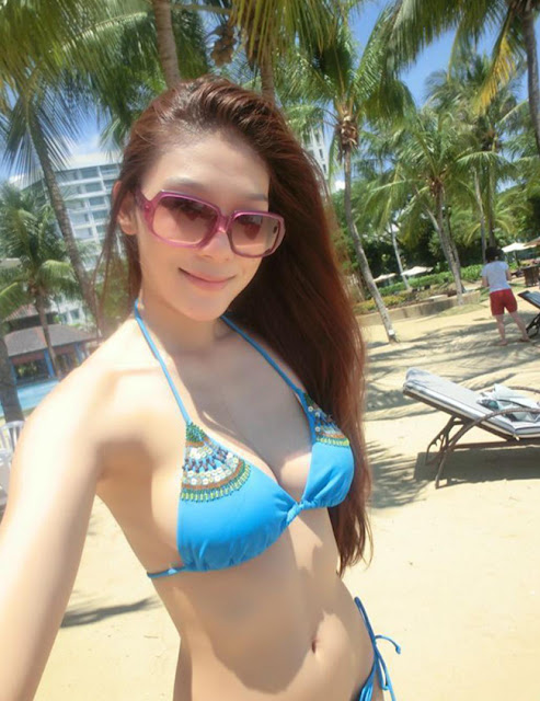 Hot girls Sexy Miss Chinese Tourism 2009