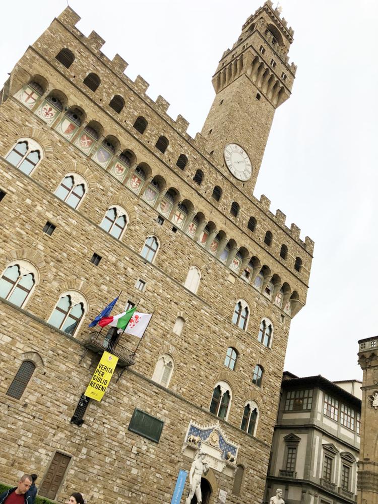 Palazzo Vecchio di Firenze