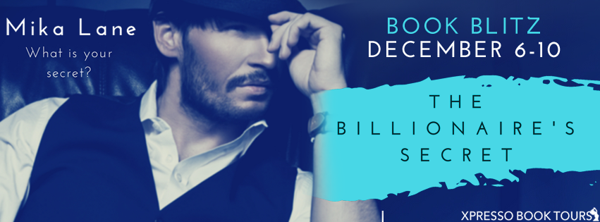 The Billionaire's Secret Book Blitz
