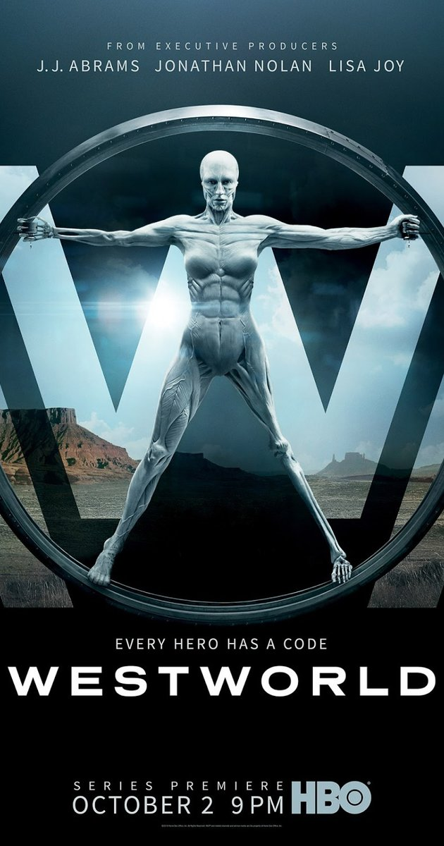 Movie Westworld (2016) - Season 01