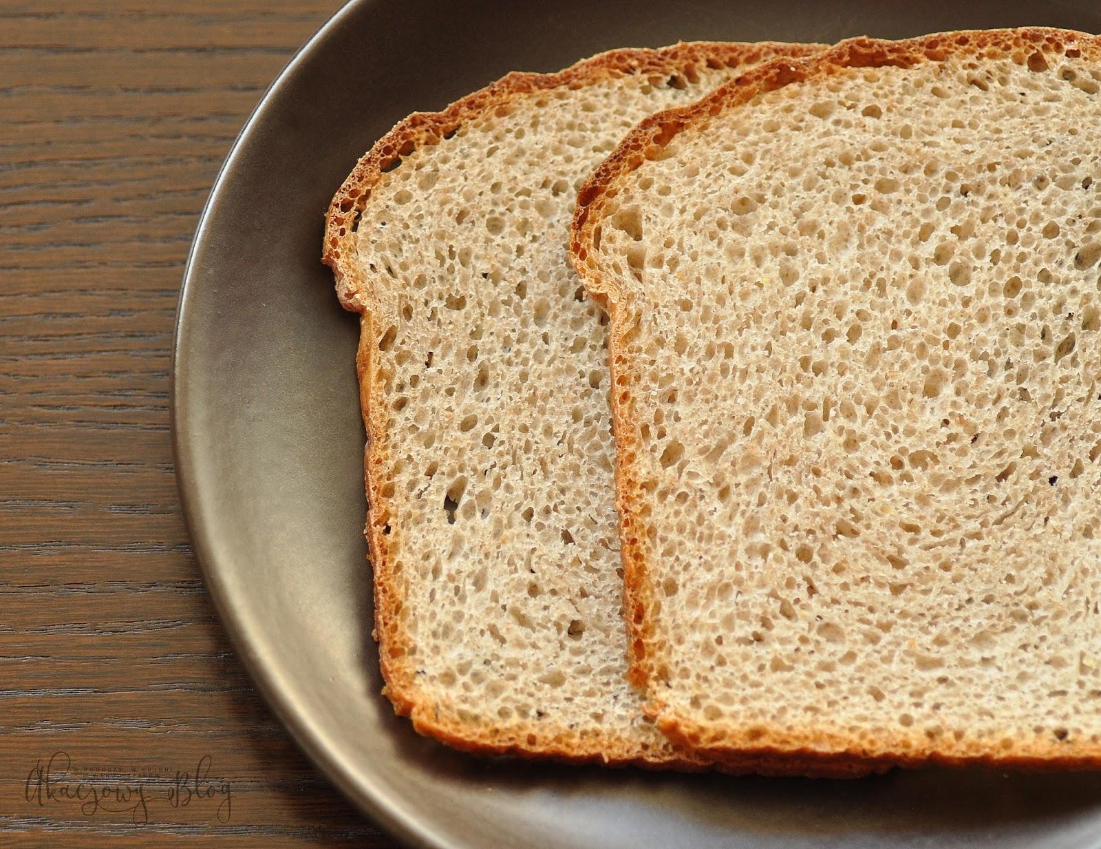 Chleb na zakwasie pszennym od Rodolpha Coustona.