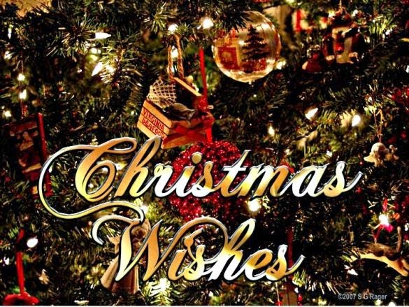 Top 15  Merry Christmas Wishes