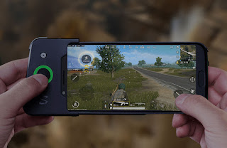 Smartphone Gaming Xiaomi Black Shark, Full Phone Specifications