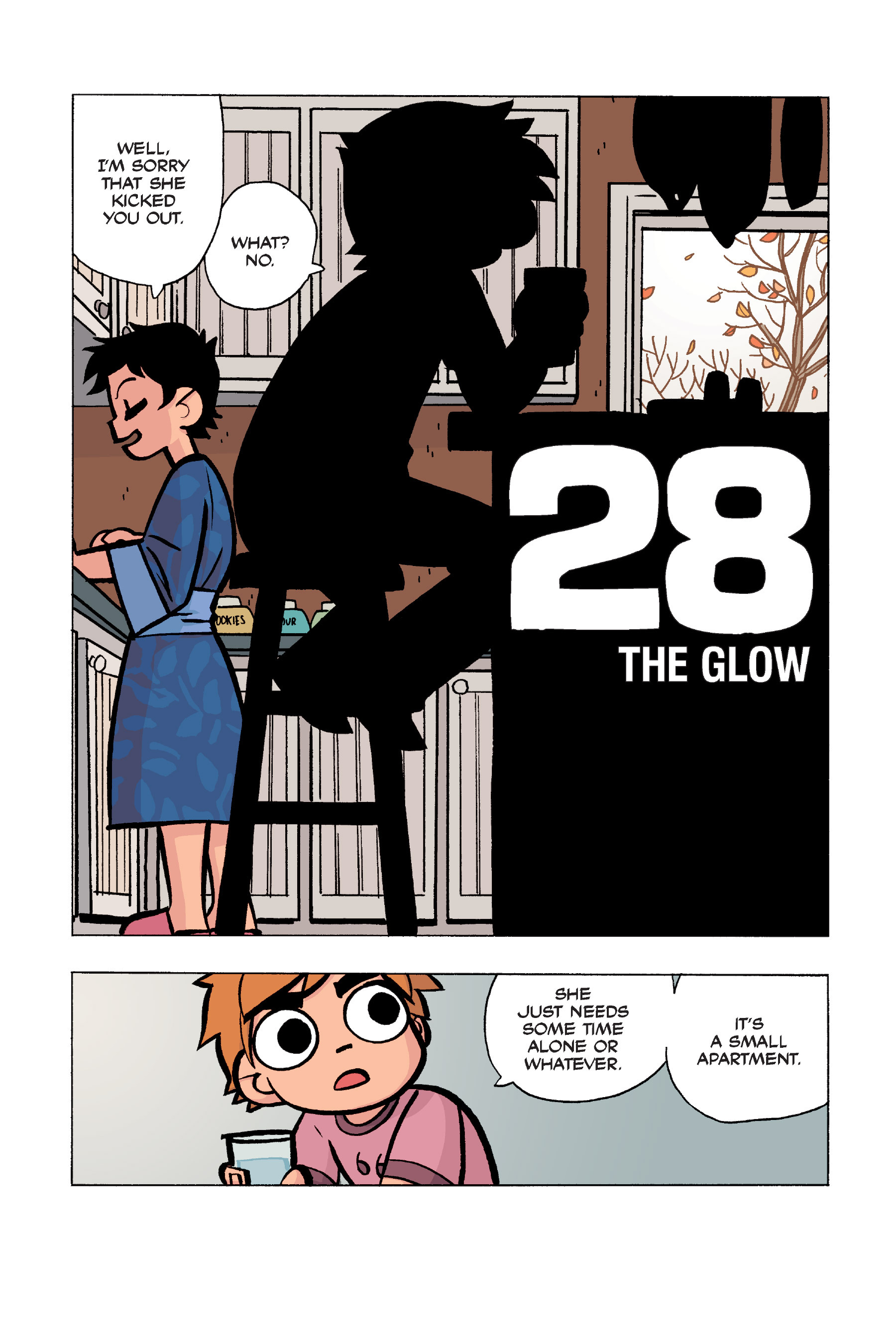 Read online Scott Pilgrim comic -  Issue #5 - 61