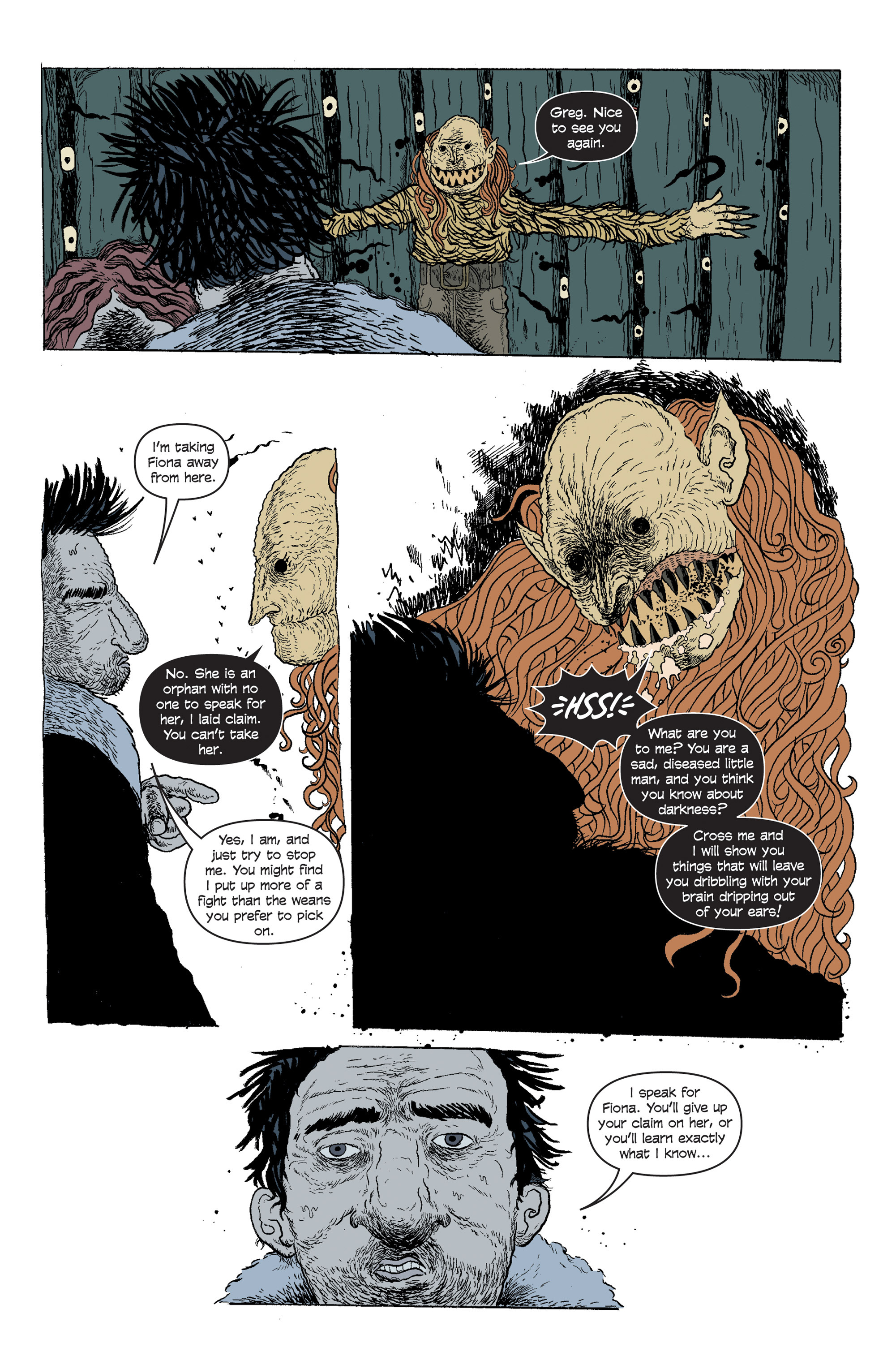Read online And Then Emily Was Gone comic -  Issue #5 - 14