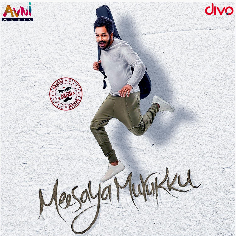 Meesaya-Murukku-2016-Original-CD-Front-Cover-Poster-Wallpaper-HD