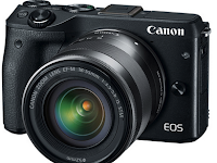 Canon EOS M3 EF-M 18-55mm IS STM Kit Software, Firmware Free Download