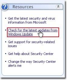 How to Get Windows XP Update
