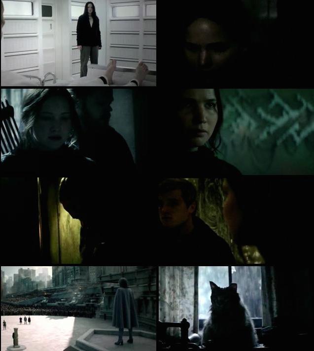 The Hunger Games Mockingjay Part 2 (2015) English 720p HDTS