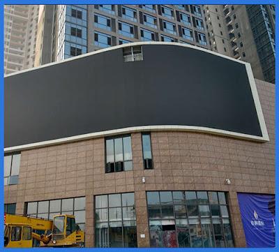 Cung cấp lắp đặt màn hình led p4 nhập khẩu chính hãng tại Củ Chi