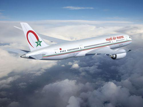 Royal Air Maroc a inauguré la liaison Casablanca / Washington.