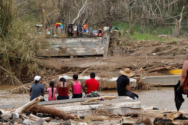 PUERTO RICO: Número de muertos por huracán María sobrepasa los mil