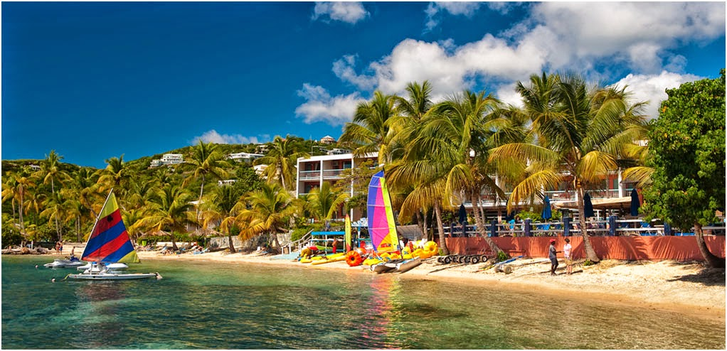 Us Virgin Islands Resort Package Deals For Two