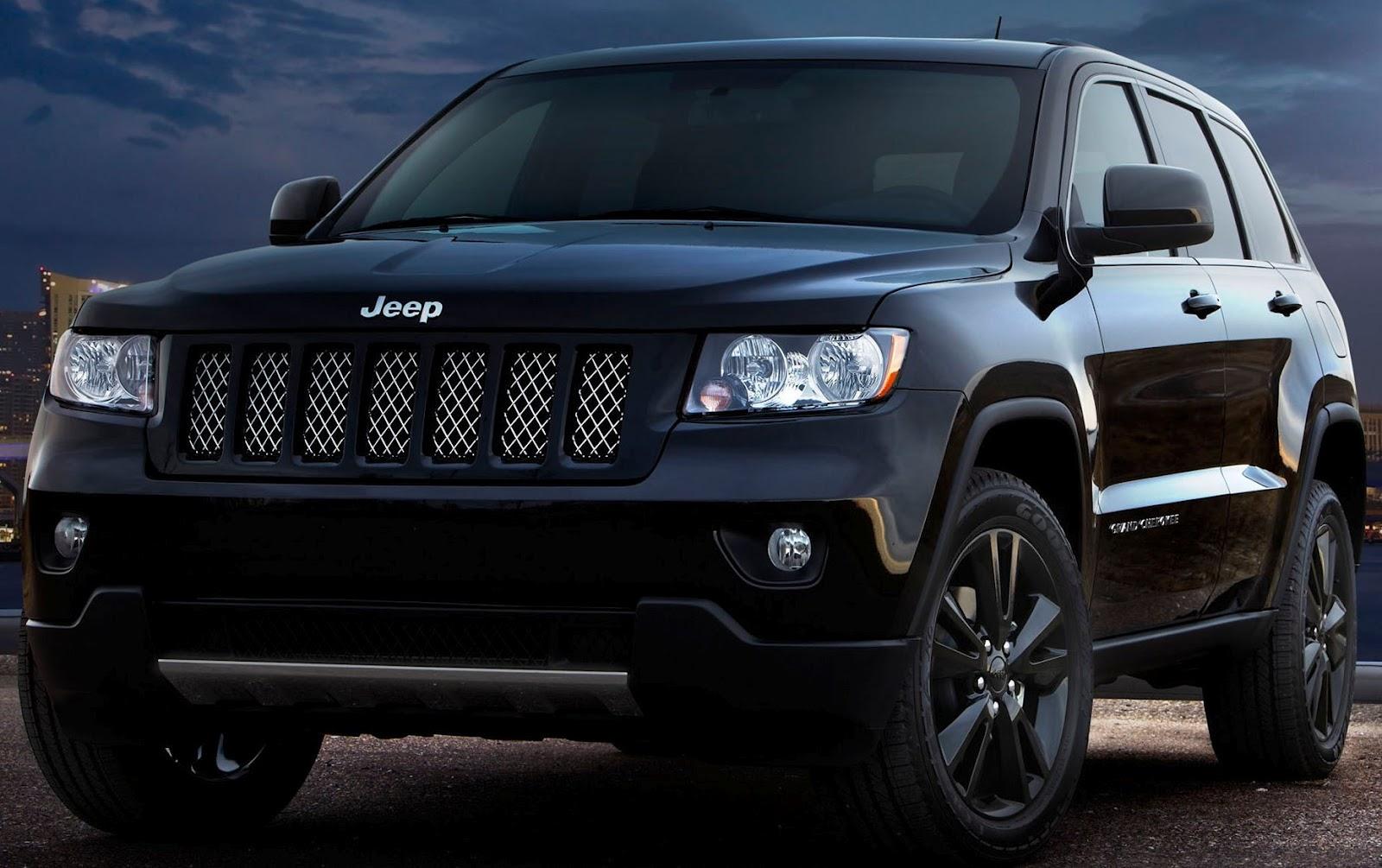 sport car garage 2012 jeep grand cherokee concep. Black Bedroom Furniture Sets. Home Design Ideas