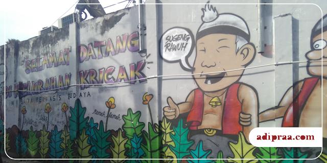 """Sugeng Rawuh"" kata semar | adipraa.com"