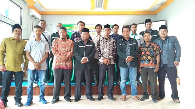 Terpilih Secara Aklamasi, Sukron Amin, S. HI, M. SI Pimpin ISNU Tebo Periode 2018-2023