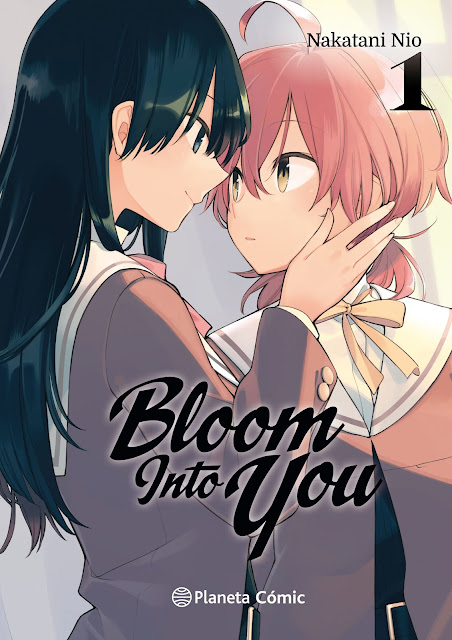 Yagate Kimi ni Naru (Bloom into you やがて君になる), obra original de Nio Nakatani