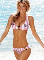 Marisa Miller sexy bikini body photo shoot for Victoria's Secret swimsuit models