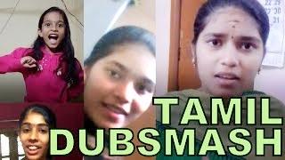 Tamil Dubsmash Ladies Special