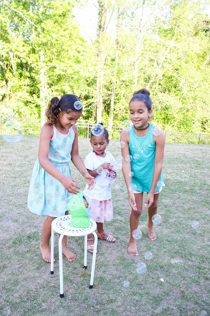 ways to keep kids entertained at a summer party