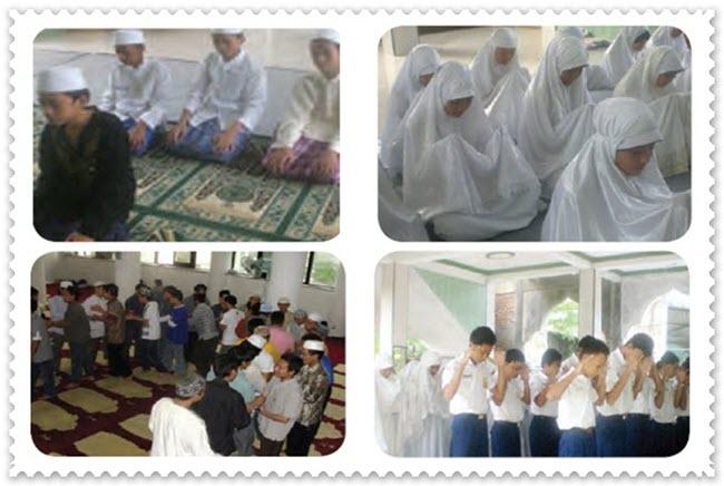 Masjid merupakan tempat beribadah umat Islam Pengertian dan Tata Cara Shalat Berjamaah