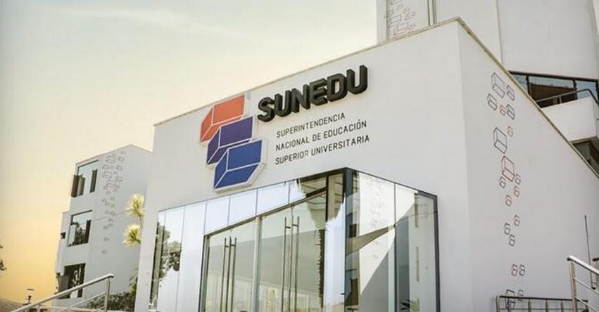 COMUNICADO SUNEDU: Sobre irregularidades en la obtención de grados y títulos en la Universidad Nacional de San Luis Gonzaga de Ica - UNICA - www.sunedu.gob.pe