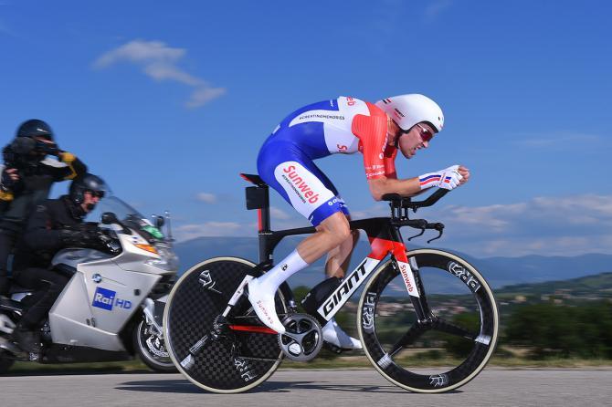 Giro de Italia 2017 - 10ª etapa