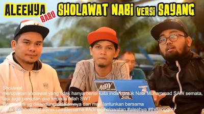 Download Lagu Aleehya Sayang Mp3 Cover Versi Shalawat Yang Lagi Ngetrend