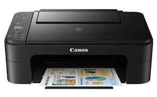 work inkjet printer amongst cutting border network Canon PIXMA E3140 Drivers Download