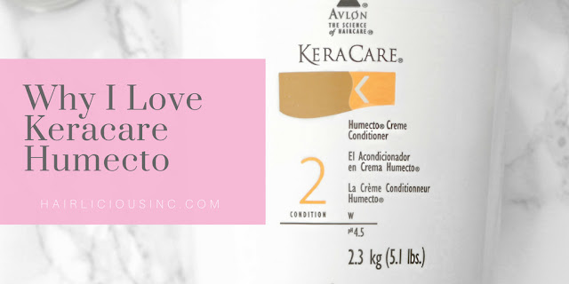 Why I Love Keracare Humecto Creme Conditioner | on HairliciousInc.com