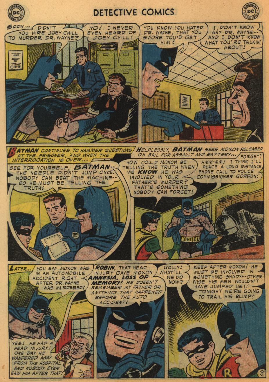 Read online Batman: The Black Casebook comic -  Issue # TPB - 62