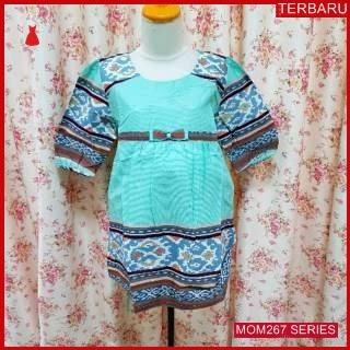 MOM267B24 Baju Atasan Hamil Tunik Pita Bajuhamil Ibu Hamil