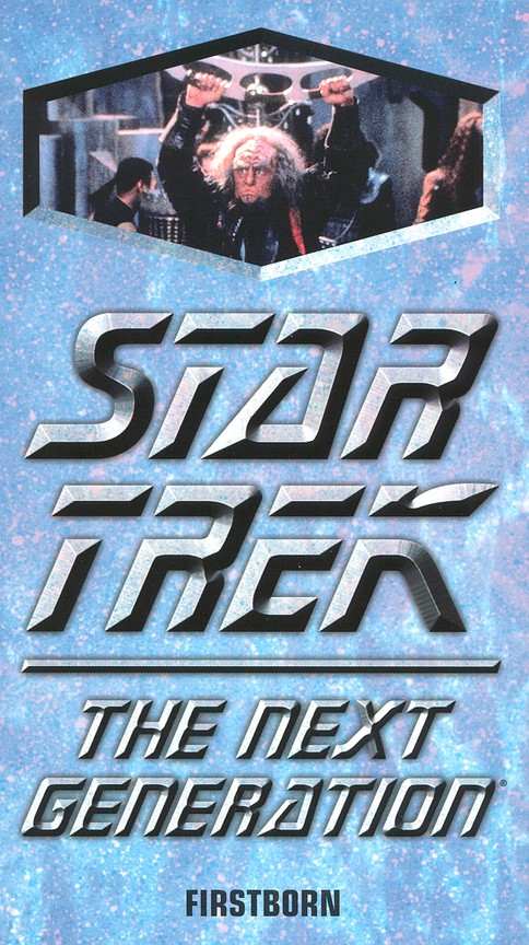Star Trek: The Next Generation - Season 7 Episode 21: Firstborn