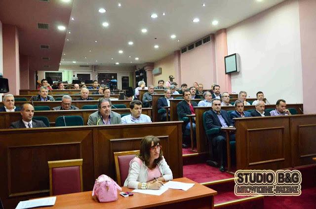 Συνεδριάζει το Δημοτικό Συμβούλιο του Δήμου Άργους Μυκηνών