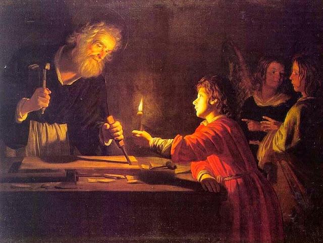 """Memoria di San Giuseppe lavoratore - """"Non è costui il figlio del falegname?"""""""