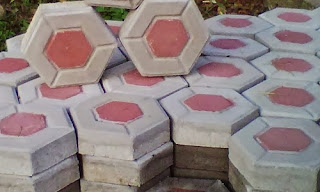 Paving Block Segi Enam