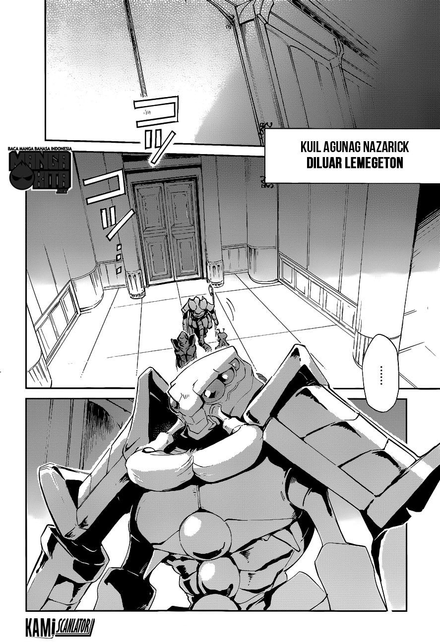 Baca Manga Overlord chapter 21 Bahasa Indonesia